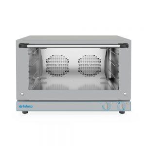 Fours de boulangerie 600×400 Serie HE