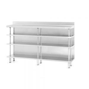 Meuble étagère et table de travail Serie ME/MT