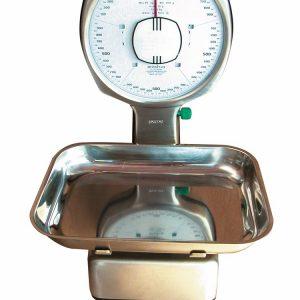 Balance mécanique, 15 kg (par 10 g)