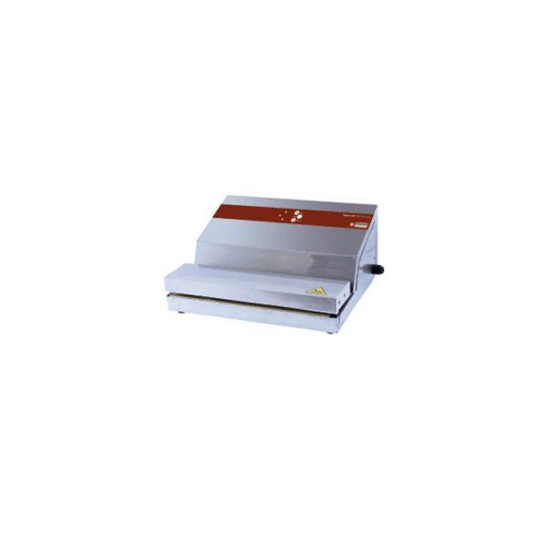 Sous-videuse inox, pompe 16 l./min, soudure 330 mm